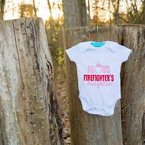 Proud Firefighters Daughter