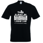 brandweer-tshirt-awesome-firefighter
